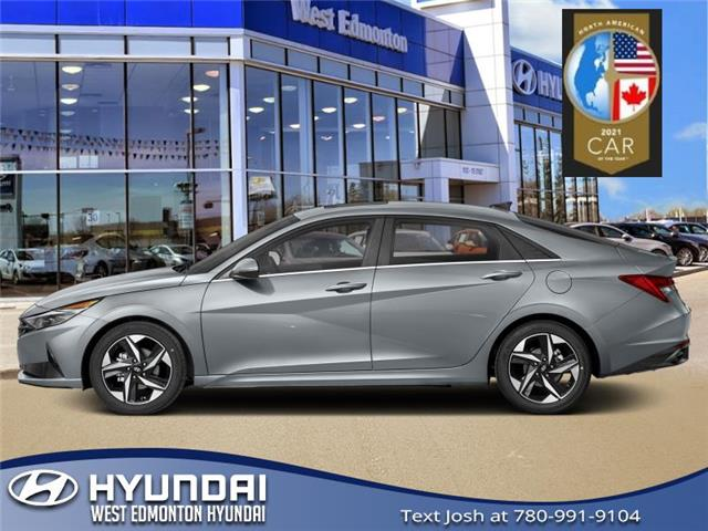 2021 Hyundai Elantra Ultimate w/Two-Tone Interior (Stk: EL11806) in Edmonton - Image 1 of 1