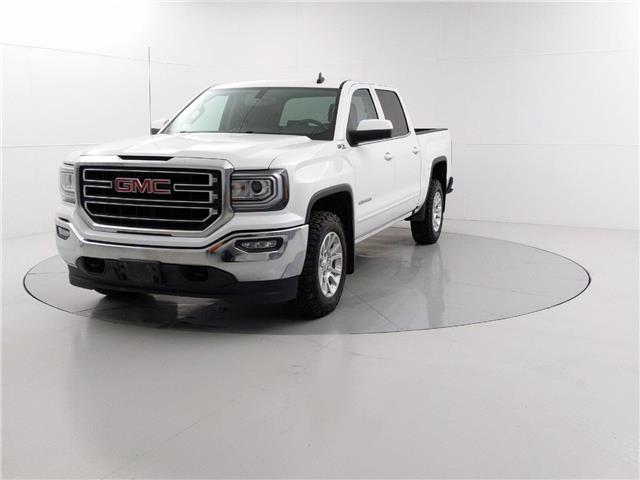 2018 GMC Sierra 1500 SLE (Stk: F3W3PJ) in Winnipeg - Image 1 of 25
