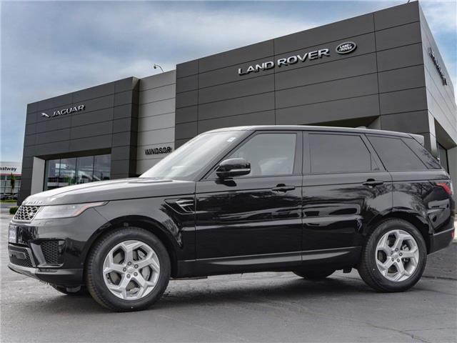 2021 Land Rover Range Rover Sport SE Td6 (Stk: RR81378) in Windsor - Image 1 of 24