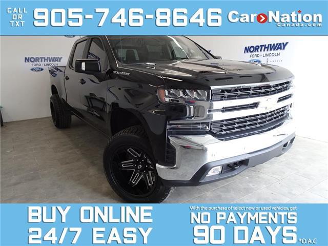 2021 Chevrolet Silverado 1500 LT 4X4 | CREW CAB | DIESEL | UPGRADED 20