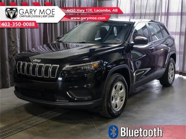 2019 Jeep Cherokee Sport (Stk: FP0420) in Lacombe - Image 1 of 24