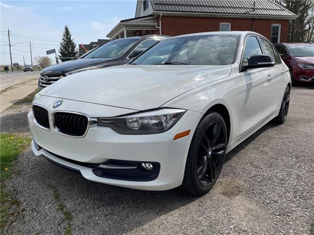 2014 BMW 320i xDrive (Stk: 00007) in Belmont - Image 1 of 27