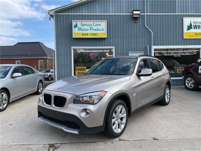2012 BMW X1 xDrive28i (Stk: 79687) in Belmont - Image 1 of 23