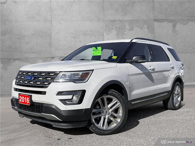 2016 Ford Explorer XLT (Stk: 8733) in Quesnel - Image 1 of 25