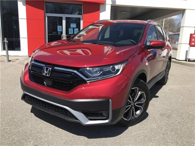 2021 Honda CR-V EX-L (Stk: 11266) in Brockville - Image 1 of 27