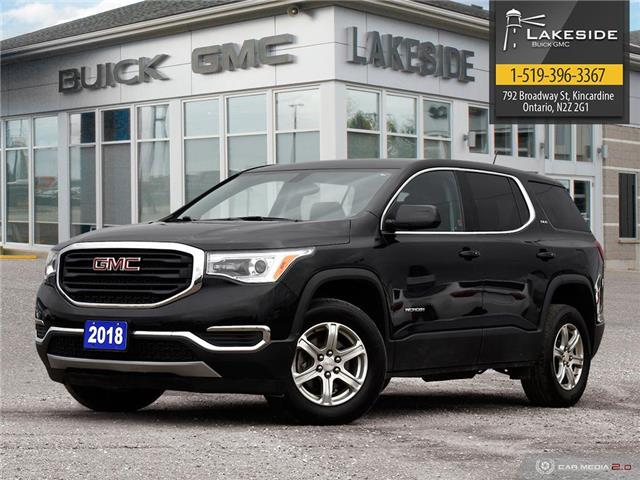 2018 GMC Acadia SLE-1 (Stk: G1146A) in Kincardine - Image 1 of 28