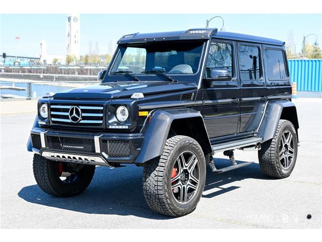 2017 Mercedes-Benz G-Class Base (Stk: A61958) in Montreal - Image 1 of 30