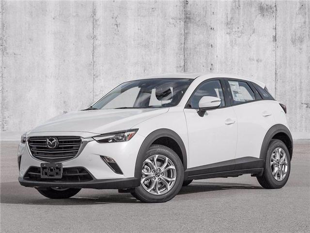 2021 Mazda CX-3 GS (Stk: F513336) in Dartmouth - Image 1 of 23