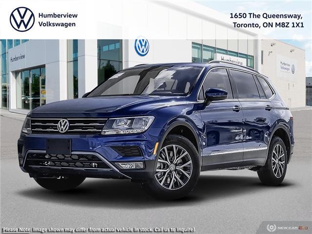2021 Volkswagen Tiguan Comfortline (Stk: 98546) in Toronto - Image 1 of 23