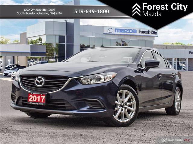 2017 Mazda MAZDA6 GS (Stk: ML0206) in Sudbury - Image 1 of 27