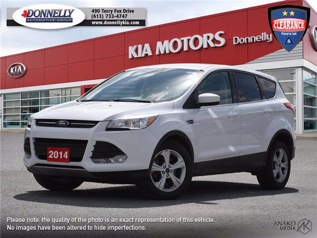 2014 Ford Escape SE 1FMCU9GX6EUD45957 KV263DTC in Ottawa
