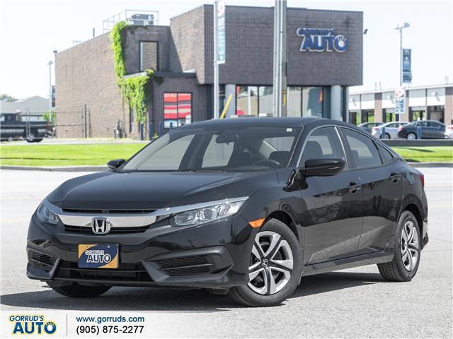 2018 Honda Civic LX (Stk: 025226) in Milton - Image 1 of 19