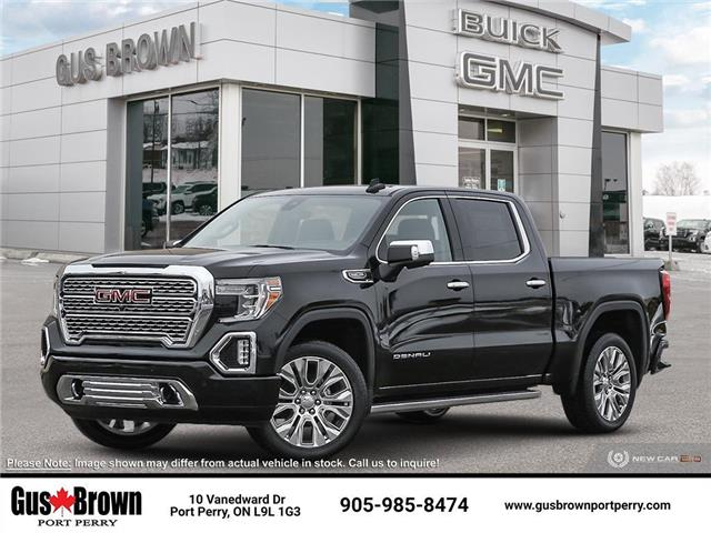 2021 GMC Sierra 1500 Denali (Stk: Z301111) in PORT PERRY - Image 1 of 23