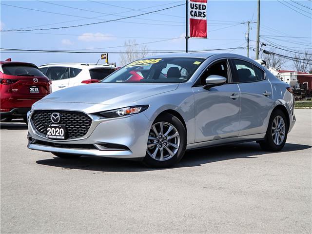 2020 Mazda Mazda3  (Stk: U1059) in Hamilton - Image 1 of 24