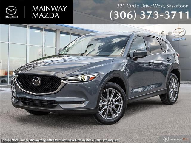 2021 Mazda CX-5 GT (Stk: M21304) in Saskatoon - Image 1 of 23