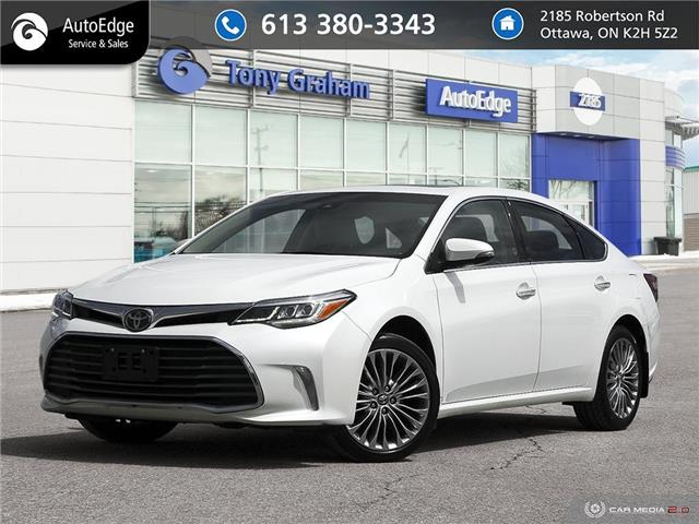 2018 Toyota Avalon Limited (Stk: A0640) in Ottawa - Image 1 of 27