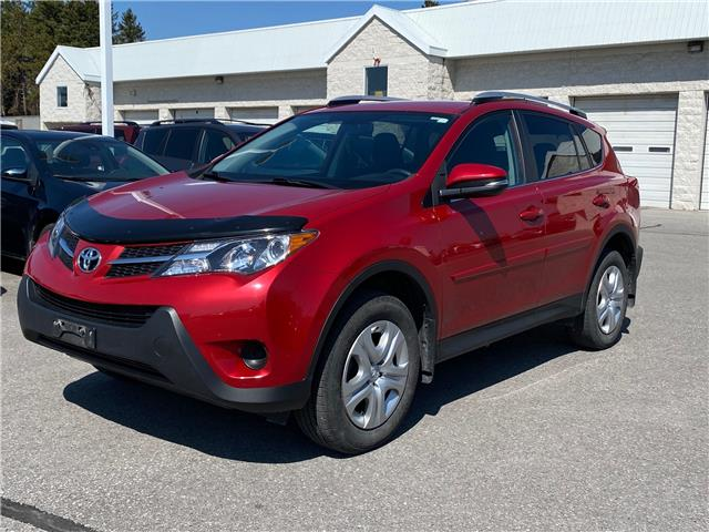 2015 Toyota RAV4 LE (Stk: TX151A) in Cobourg - Image 1 of 1