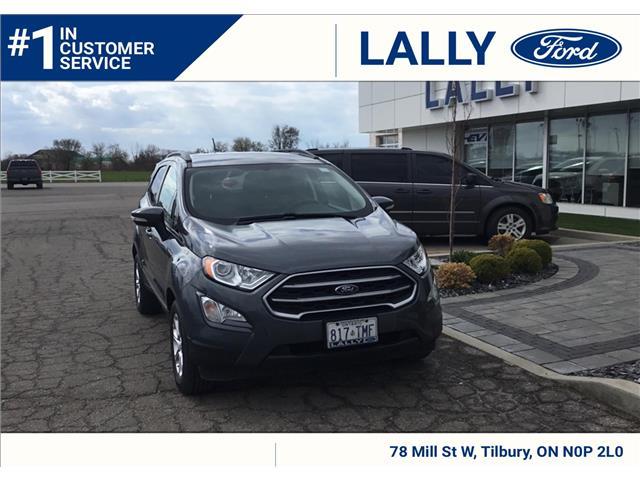 2020 Ford EcoSport SE (Stk: ES26205) in Tilbury - Image 1 of 9
