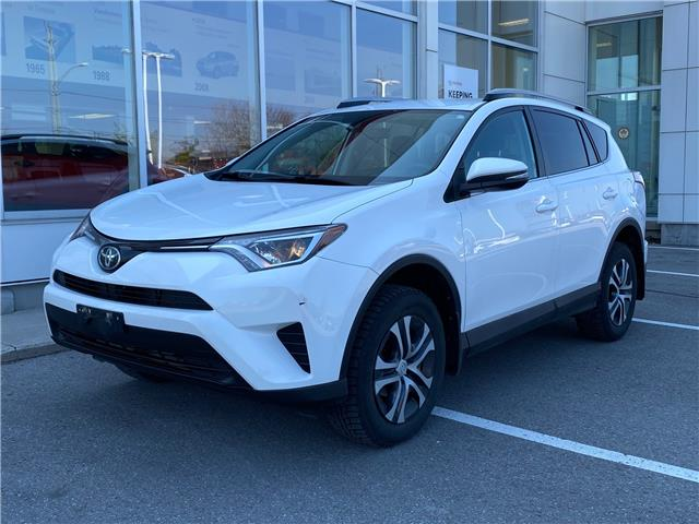 2017 Toyota RAV4 LE (Stk: TX010A) in Cobourg - Image 1 of 1