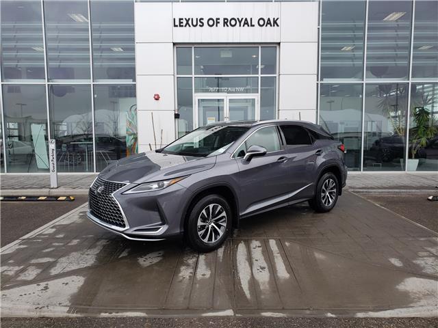 2021 Lexus RX 350 Base (Stk: L21326) in Calgary - Image 1 of 13