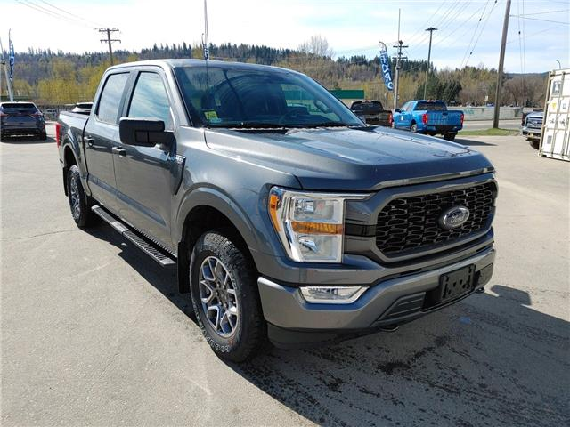 2021 Ford F-150 XL (Stk: 21T060) in Quesnel - Image 1 of 14