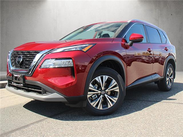 2021 Nissan Rogue SV (Stk: N215-6097) in Chilliwack - Image 1 of 11