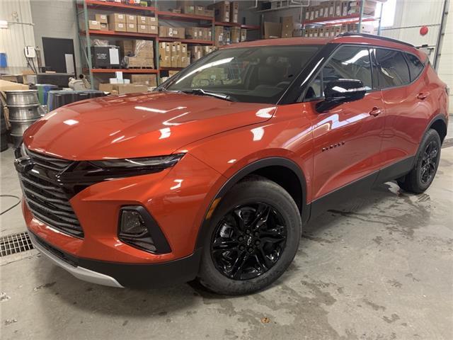 2021 Chevrolet Blazer True North (Stk: MS553738) in Cranbrook - Image 1 of 25