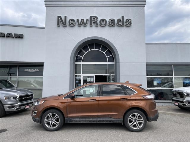 2017 Ford Edge Titanium (Stk: 25477T) in Newmarket - Image 1 of 8