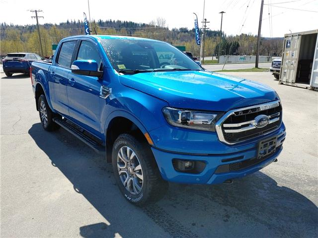 2021 Ford Ranger Lariat (Stk: 21T073) in Quesnel - Image 1 of 14
