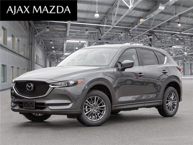 2021 Mazda CX-5 GS (Stk: 21-1482) in Ajax - Image 1 of 23