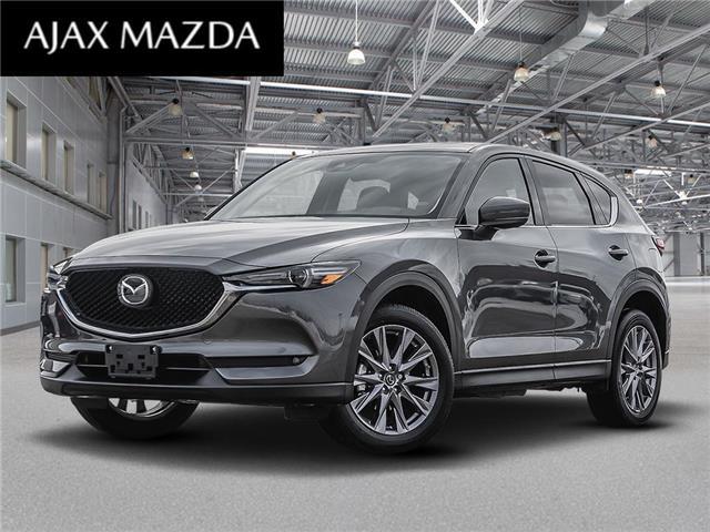 2021 Mazda CX-5 GT (Stk: 21-1505) in Ajax - Image 1 of 23