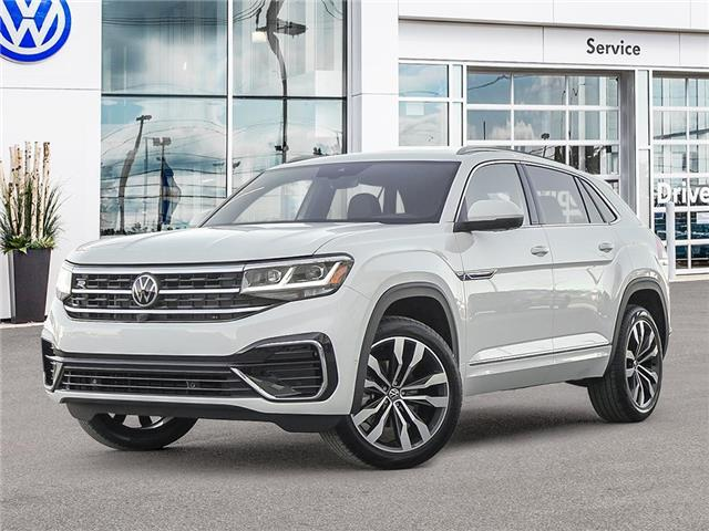 2021 Volkswagen Atlas Cross Sport 3.6 FSI Execline (Stk: AC21028) in Sault Ste. Marie - Image 1 of 10