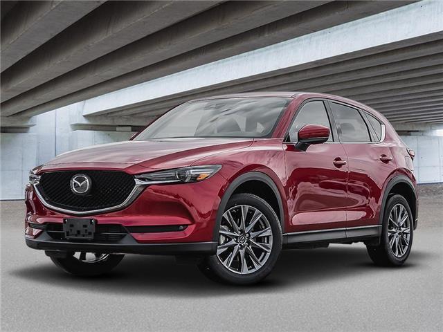 2021 Mazda CX-5 Signature (Stk: 21-0543) in Mississauga - Image 1 of 23