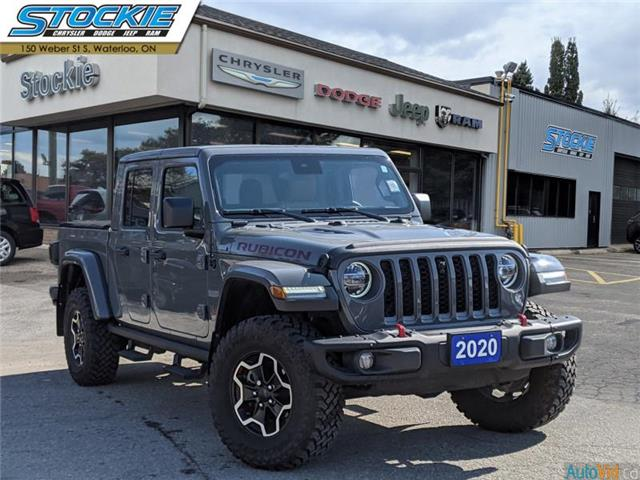 2020 Jeep Gladiator Rubicon (Stk: 36359) in Waterloo - Image 1 of 30