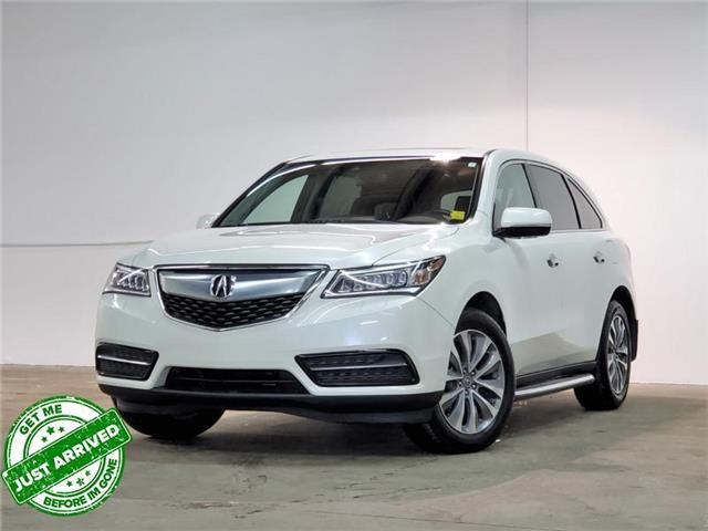 2016 Acura MDX Technology Package (Stk: D1946) in Saskatoon - Image 1 of 19