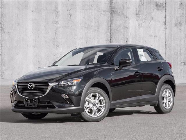 2021 Mazda CX-3 GS (Stk: F512328) in Dartmouth - Image 1 of 23
