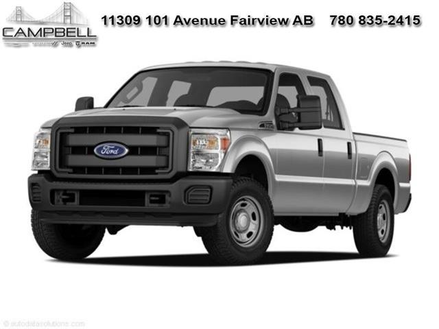 2011 Ford F-250  (Stk: U2414B) in Fairview - Image 1 of 1