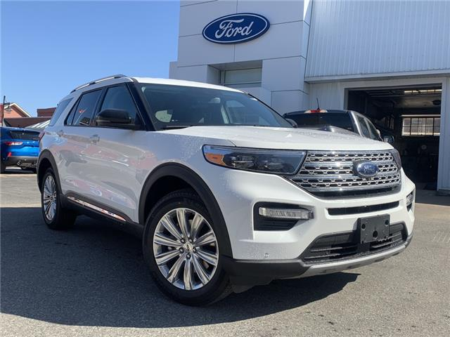 2021 Ford Explorer Limited (Stk: 021103) in Parry Sound - Image 1 of 21
