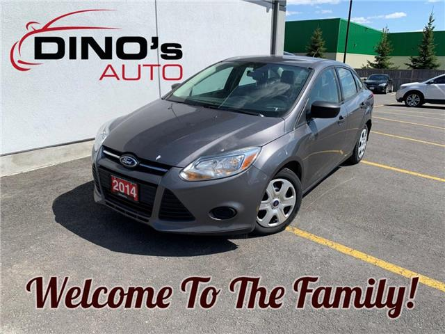 2014 Ford Focus S (Stk: DA343391) in Orleans - Image 1 of 18