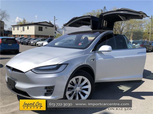 2017 Tesla Model X 100D (Stk: 050835) in Ottawa - Image 1 of 26