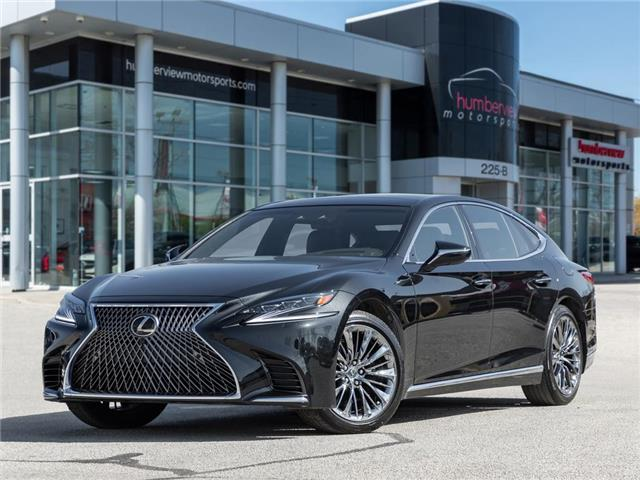 2018 Lexus LS 500 L (Stk: 21HMS433) in Mississauga - Image 1 of 34