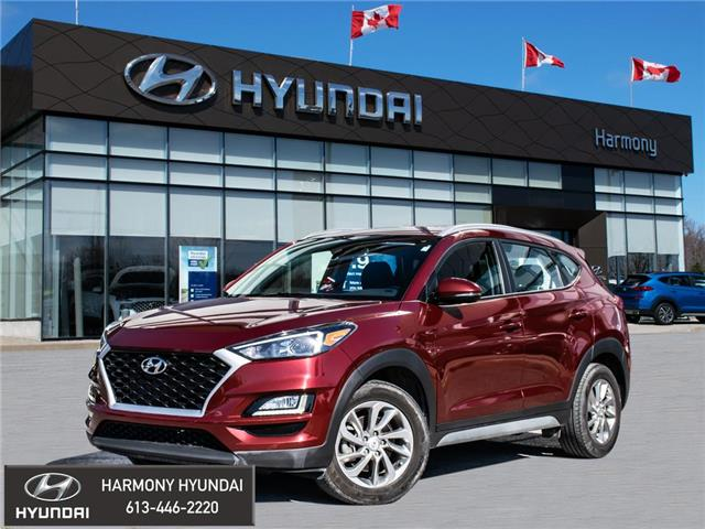 2019 Hyundai Tucson Preferred (Stk: P831A) in Rockland - Image 1 of 27
