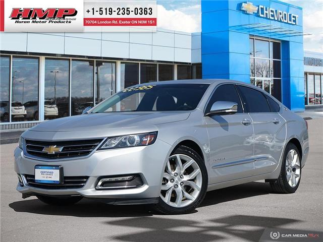 2018 Chevrolet Impala 2LZ (Stk: 85015) in Exeter - Image 1 of 27