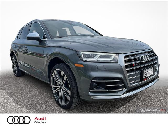 2020 Audi SQ5 3.0T Progressiv (Stk: 20622) in Windsor - Image 1 of 30