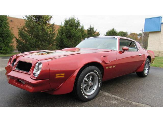 1976 Pontiac Firebird TRANS AM   STICK   455 V8   GREAT BUY!   WOW   (Stk: 564191) in Waterloo - Image 1 of 13