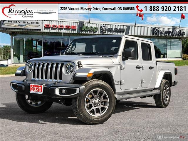 2020 Jeep Gladiator Overland (Stk: N21072A) in Cornwall - Image 1 of 27