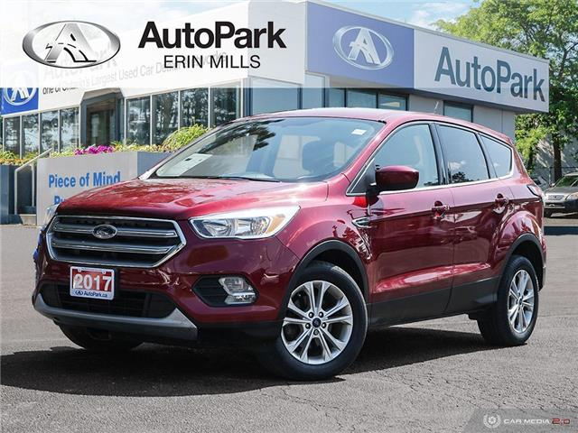 2017 Ford Escape SE (Stk: 82632AP) in Mississauga - Image 1 of 27