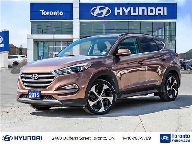 2016 Hyundai Tucson Limited (Stk: U07119) in Toronto - Image 1 of 22