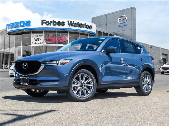 2021 Mazda CX-5 GT (Stk: M7287) in Waterloo - Image 1 of 16