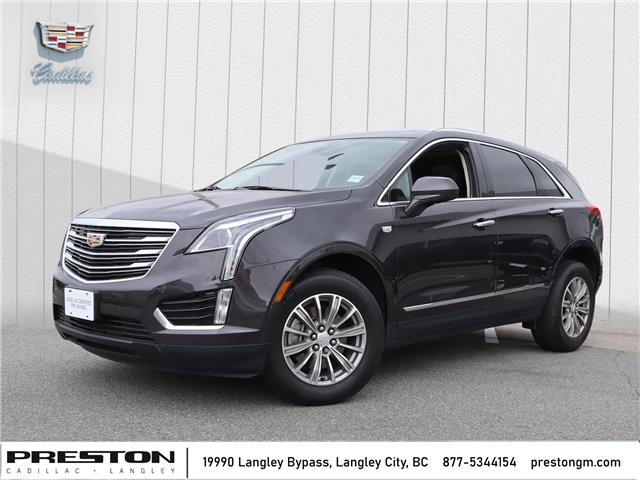 2017 Cadillac XT5 Luxury (Stk: X32181) in Langley City - Image 1 of 27